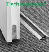 athmer magnetomat f r t rbreite bis 1083 mm absenkbare t rdichtung mit 5 mm hub ebay. Black Bedroom Furniture Sets. Home Design Ideas