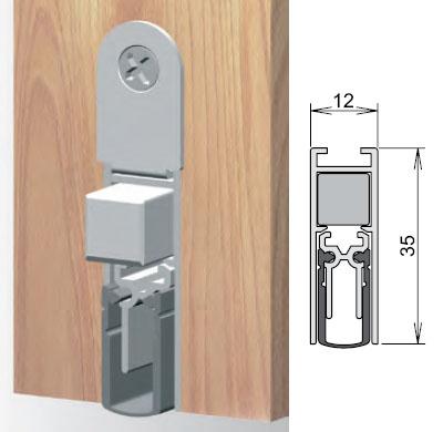 athmer schall ex slide m 12 ws schiebet rdichtung in 4 l ngen nut 12 x 35 mm ab 41 90. Black Bedroom Furniture Sets. Home Design Ideas