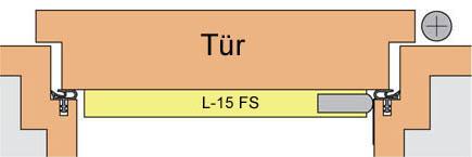 Athmer schall ex l 15 fs xl silber nr 1 884 in 3 l ngen for Athmer rundumdicht