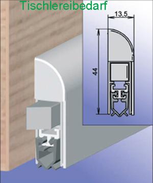 athmer wind ex silber 985 mm t rdichtung bodendichtung einfach zum aufschrauben. Black Bedroom Furniture Sets. Home Design Ideas