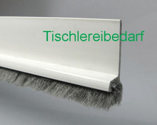 b rstendichtung ku iii athmer leichte dichtungsb rste t rb rste 1 m weiss ebay. Black Bedroom Furniture Sets. Home Design Ideas