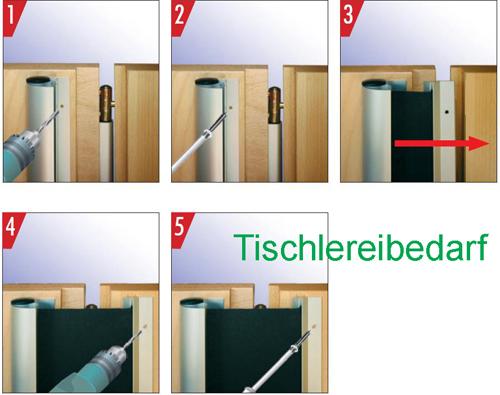 athmer fingerschutzrollo nr 25 silber eloxiert 1925 mm 5 101. Black Bedroom Furniture Sets. Home Design Ideas