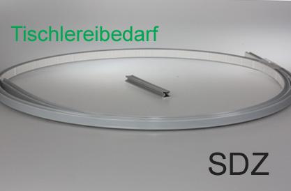 Stahlzargendichtung 2,05m =4,83 Euro//m SZD16 grau Türdichtung mit Klebestreifen